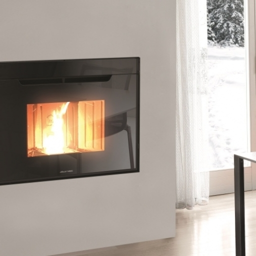 Caminetto a pellet 11.5 Kw